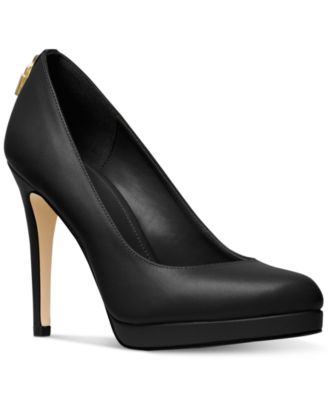 Michael Kors Antoinette Pumps & Reviews - Pumps - Shoes - Macy's