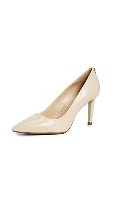 Amazon.com | Michael Michael Kors Dorothy Flex Pump Oyster | Pumps