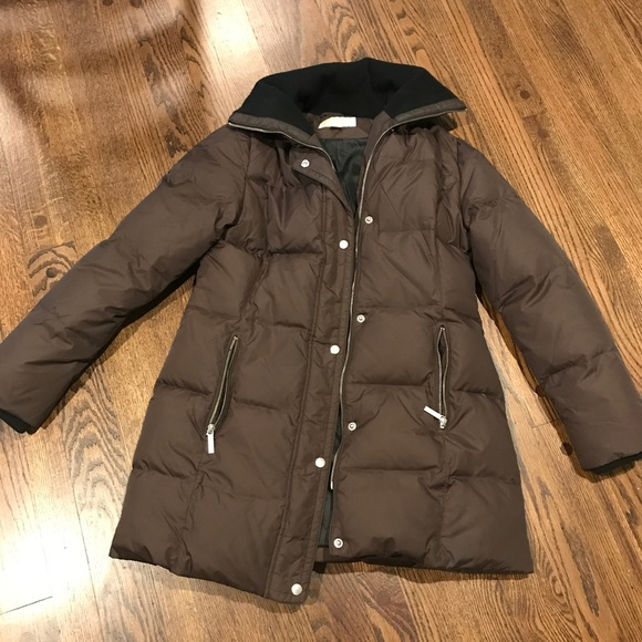 Michael Kors Jackets & Coats | Chocolate Brown Winter Coat | Poshmark