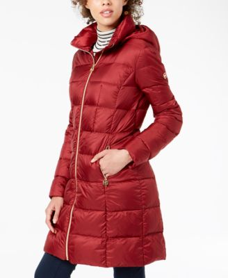 Michael Kors Packable Down Coats & Reviews - Women's Brands