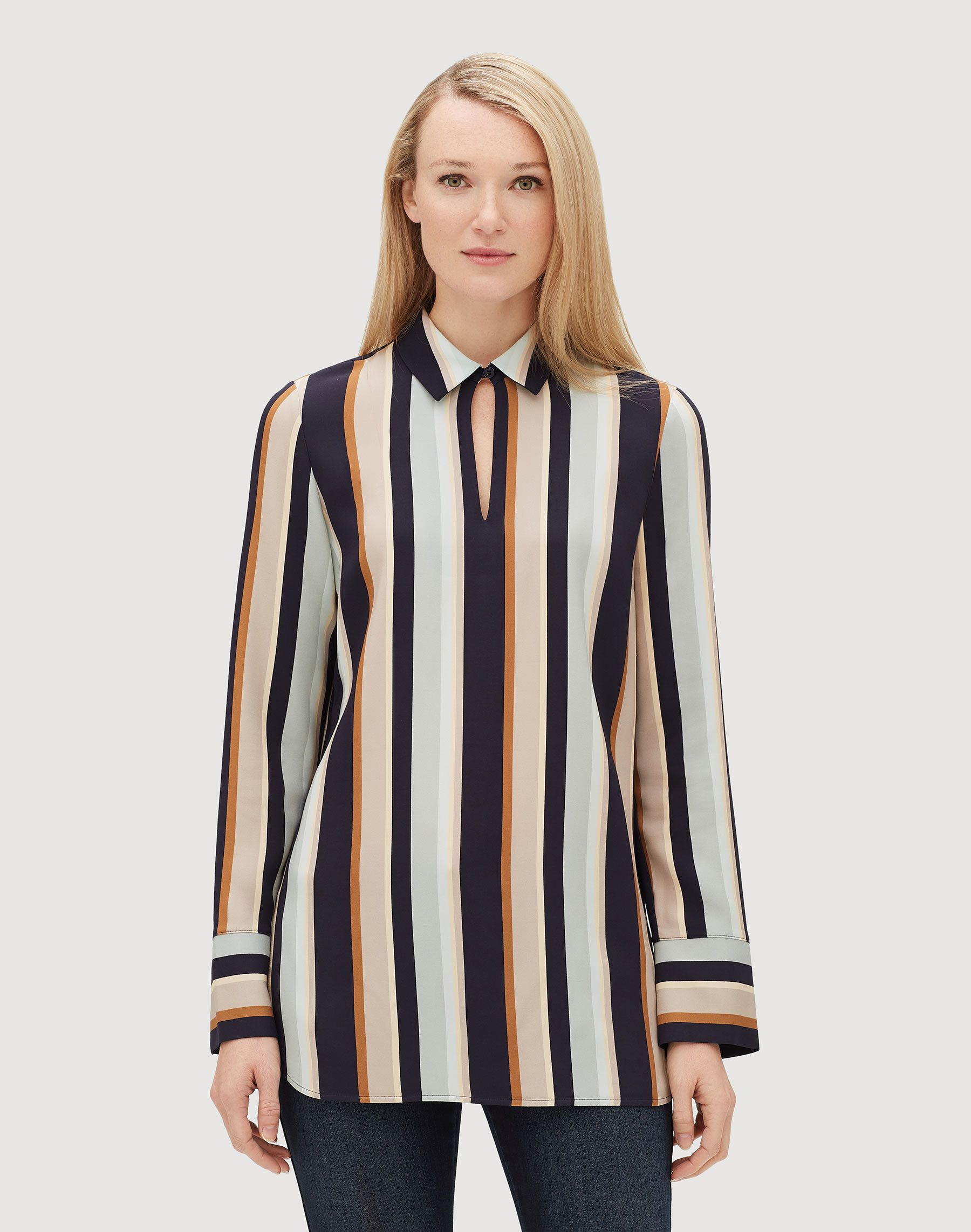Stripe Shirts - Blouses & Shirts - Shop by Category | Lafayette 148