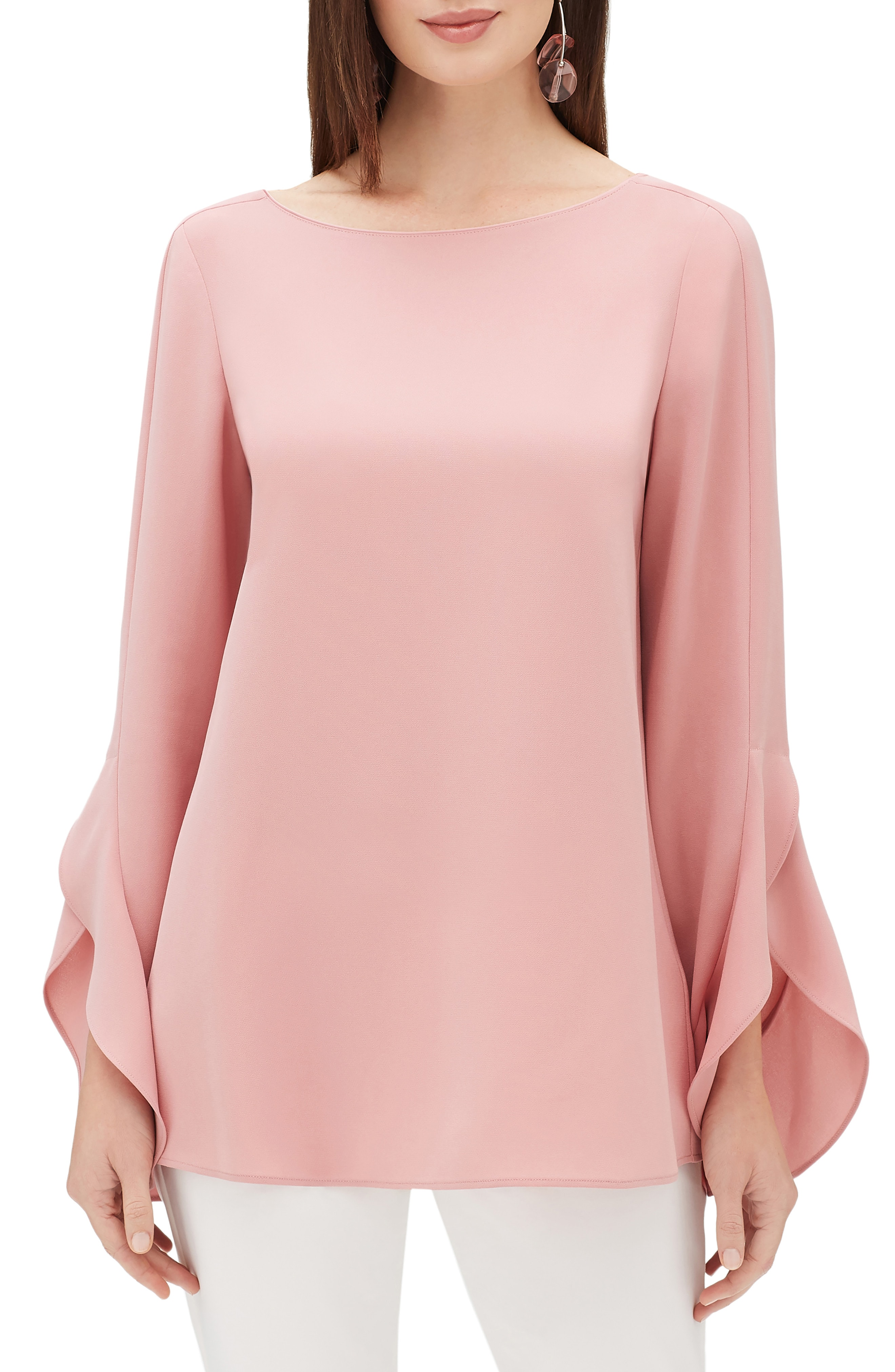 Shirts & Blouses Lafayette 148 New York Clothing for Women | Nordstrom