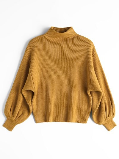 Yellow Sweater | Womens Mustard Yellow Sweater & Cardigan Online | ZAFUL