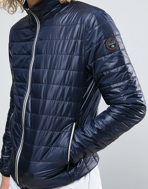 Large Selection Napapijri Sale | Napapijri Acalmar Quilted Jacket