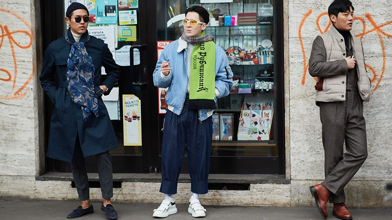The Best Men's Fashion Trends for 2019 - The Trend Spotter