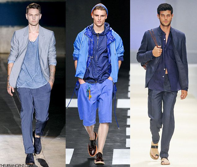 Men's Spring Summer 2012 Fashion Trend Style Guide | The Urban