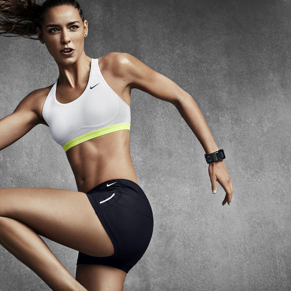The Right Fit and the Right Support: The Nike Pro Bra Collection