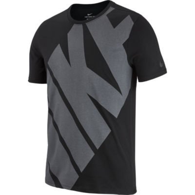 Nike women's T-shirts are functional and emphasize femininity