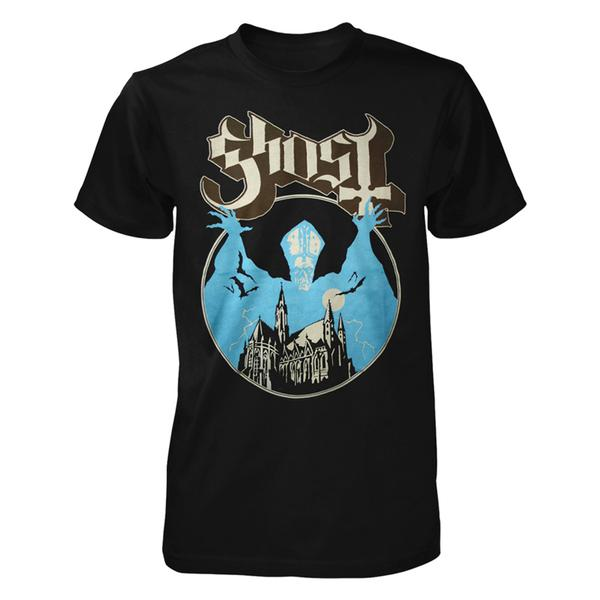 Ghost T Shirt | Opus Eponymous | Apparel | Ghost Store