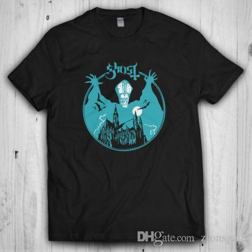 Ghost Opus Eponymous New Raockabilia T Shirt In All Color Funny
