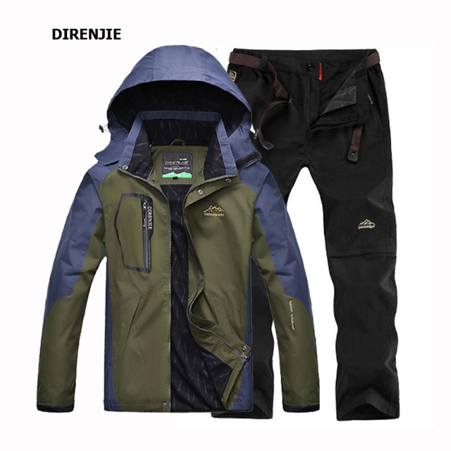 DIRENJIE Fishing Hiking Camping Trekking Climbing Men's Outdoor