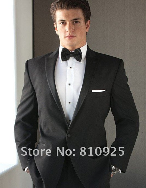 plus size wedding pant suits for men formal wear suits wool bleed