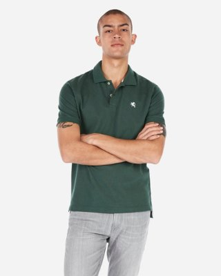 Solid Performance Polo | Express