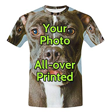 Amazon.com: Personalized Custom T Shirts Design Your Own Picture