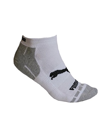 Amazon.com: Puma Socks Men's 6 Pack 1/2 Terry Form Stripe Low Cut