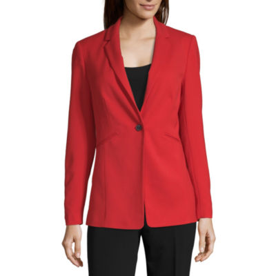 Petites Size Red Blazers for Women - JCPenney