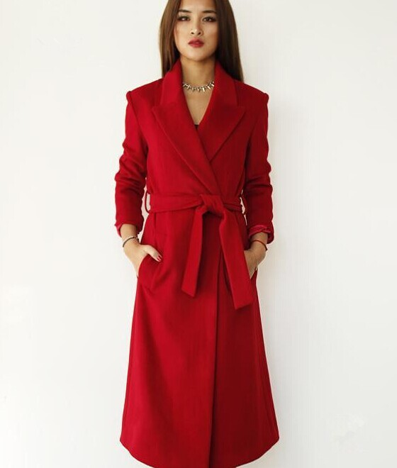 Cheap Red Cashmere Coat Women, find Red Cashmere Coat Women deals on