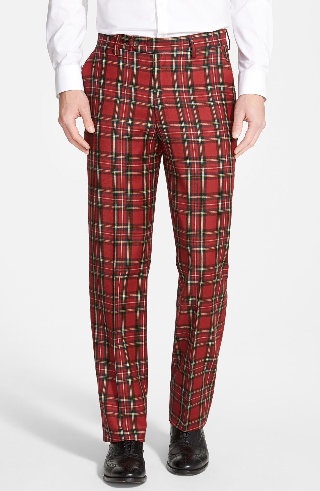 Men's Red Pants & Trousers | Nordstrom
