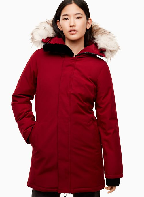 Red | Parkas for Women | Aritzia US