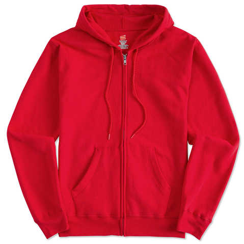 Red Sweatshirts - Design Your Own Custom Red Sweatshirts Online