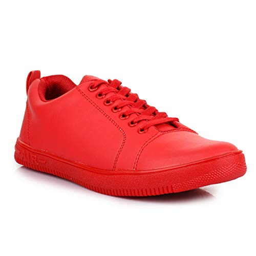 Aroom men's Red Sneaker shoes: Buy Online at Low Prices in India