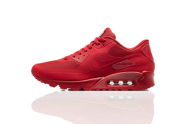 The 10 Best All-Red Sneakers of 2013 | Complex