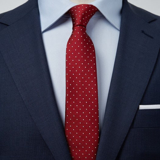 Wine Red Ties | Made in Italy | Free shipping - John Henric