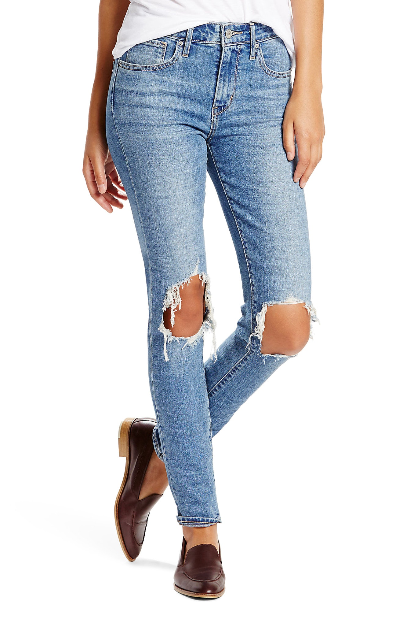 ripped jeans | Nordstrom