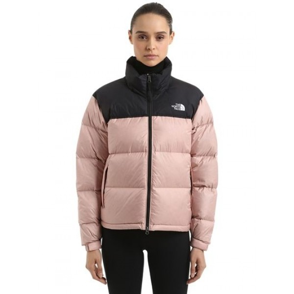 THE NORTH FACE 1996 RETRO NUPTSE DOWN JACKET PINK Women's Sportswear