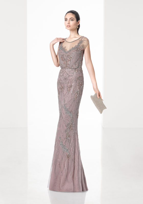 Rosa Evening Dresses Choosmeinstyle