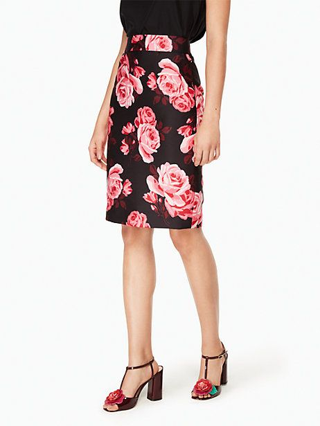 Rosa pencil skirt by Kate Spade (affiliate) #pink #skirt #fashion