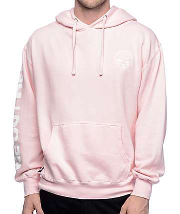 RipNDip Get Outer Here Light Pink Hoodie | mama like in 2019