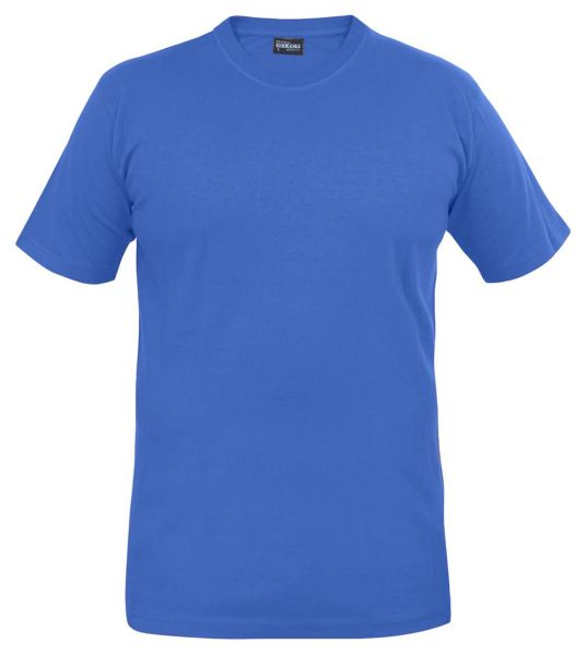 Blue Cotton Round Neck T-Shirt For Men | Souq - UAE
