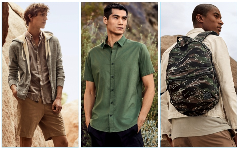 Nordstrom Spring 2017 Men's Safari/Military Inspired Style | The