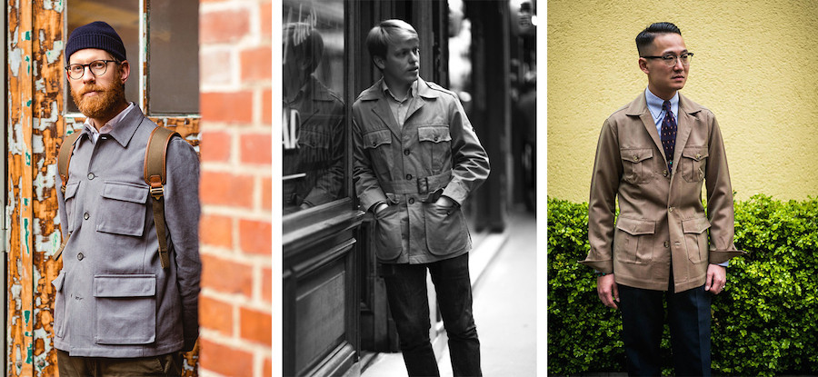 Style 101: The Safari Jacket | The Rake