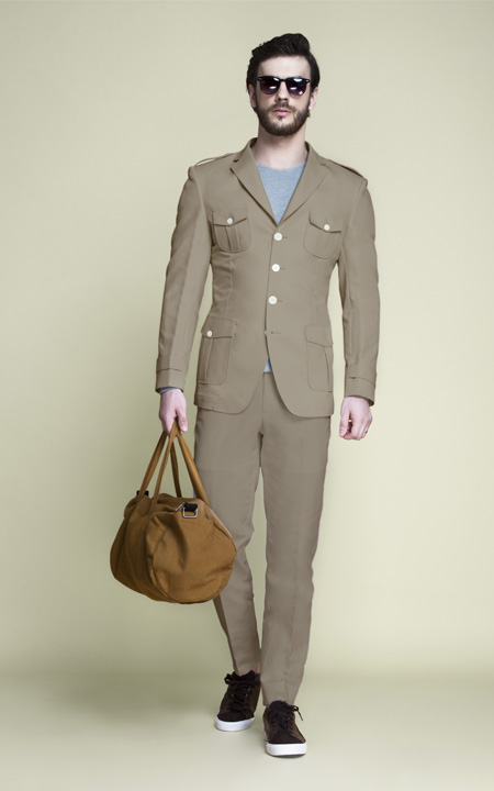 Safari Suits - Custom made in Wool, Cotton, Linen Fabrics