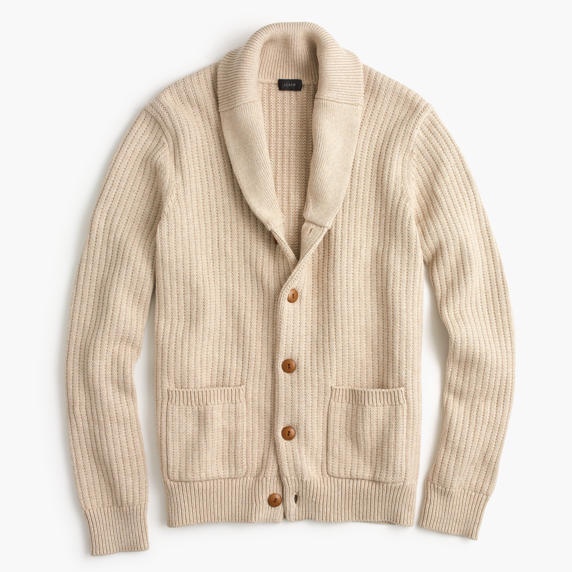 Shawl-Collar Cardigan Sweater : Men's Sweaters | J.Crew