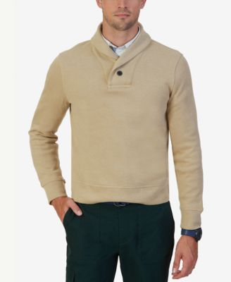 Nautica Men's Shawl-Collar Sweater & Reviews - Sweaters - Men - Macy's