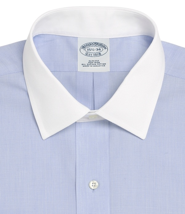 11 Tyeps of Men's Shirt Collar Designs For Stylish Look - LooksGud.in