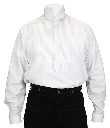 Viceroy Dress Shirt - High Collar