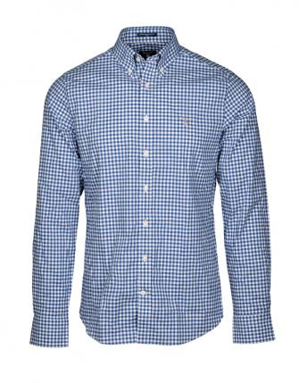 Weingarten | Onlineshop for Big Sizes Oxford-Shirt with Vichy-Check