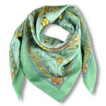 Silk Scarves -High quality material and elegant look