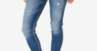 Silver Jeans Co. Mid Rise Girlfriend Jeans - Jeans - Women - Macy's