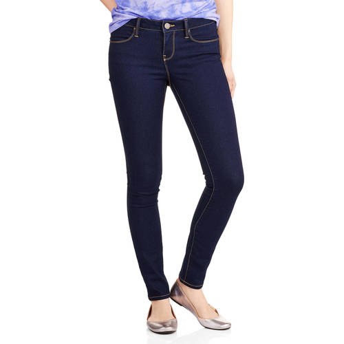 No Boundaries - No Boundaries Juniors' Classic Skinny Jeans