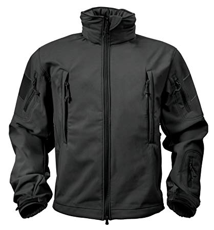 Amazon.com: Rothco Special Ops Tactical Soft Shell Jacket: Sports