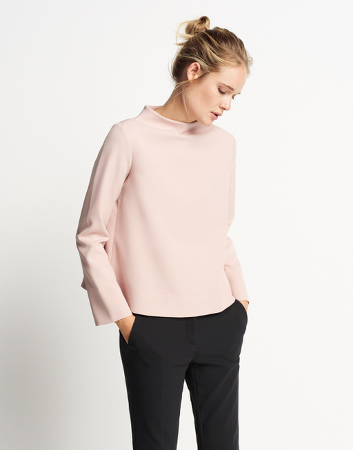 Shirt blouse Zinita pink by someday | shop your favourites online