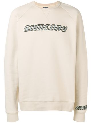 Lanvin Someday Jersey Sweater - Farfetch