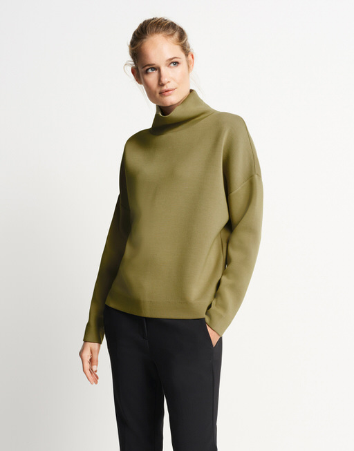 Sweater Usanne green by someday | shop your favourites online