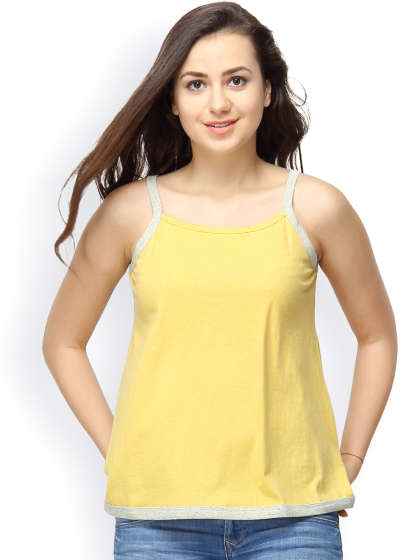 Spaghetti for women - Buy Spaghetti Tops for Women Online - Myntra