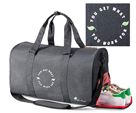 Amazon.com: Sports Duffel Gym Bag for Men & Women By All Soul Great